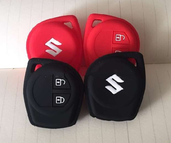 Suzuki Key Cover Silicone Car Key For Sale