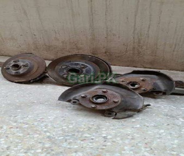 Toyota Indus Corolla Back Hubs For Sell