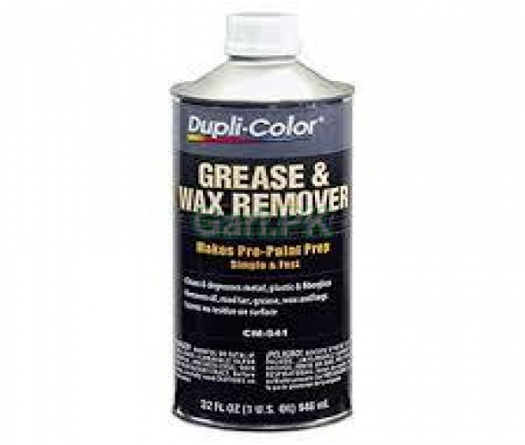 Wax & Grease Remover by Duplicolor