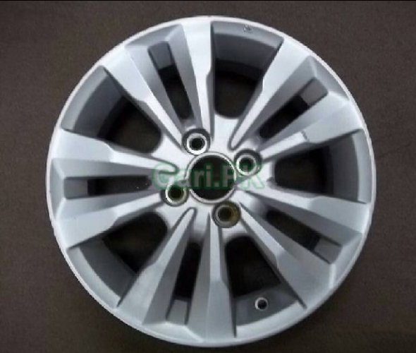Alloy Rims Honda City Aspire