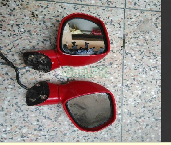 Honda City 2003 Side Mirrors For Sell