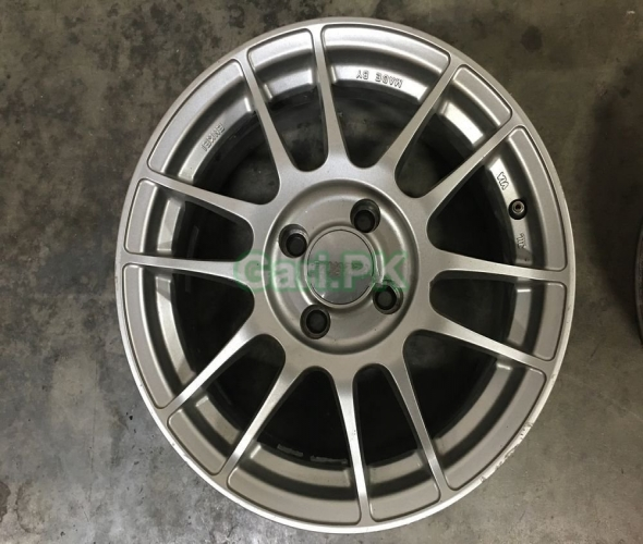 15 INCH ENKEI RIVAZZA WHEELS