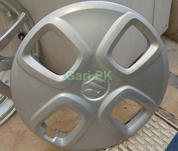 SUZUKI ALTO WHEEL COVERS