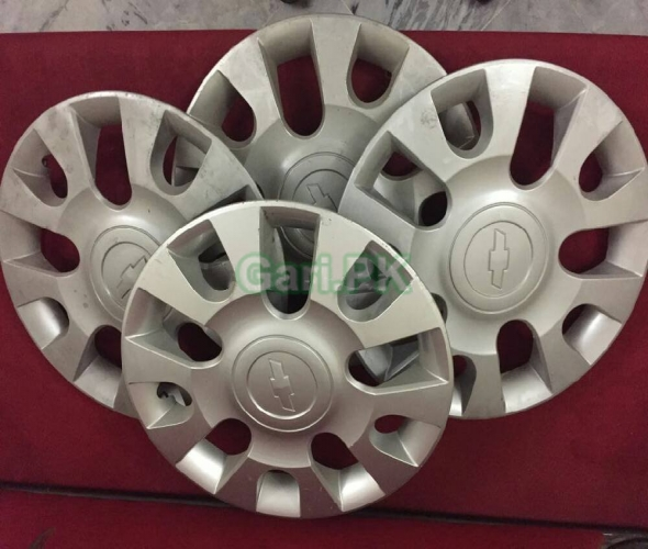 CHEVROLET WHEEL COVER