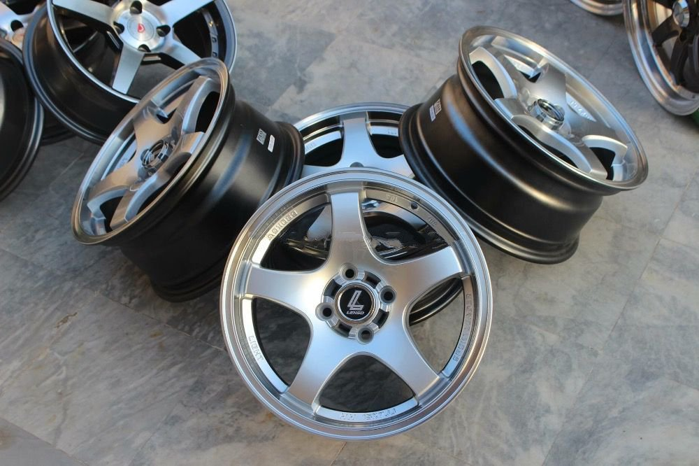 LENSO WHEELS FOR SALE