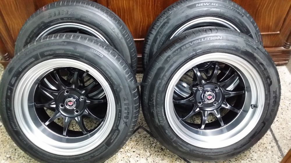 iginal new 15 inches Alloy wheels for gli xli 13 mod