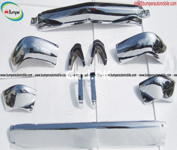BMW 2002 bumper kit new (1968-1971) stainless stee