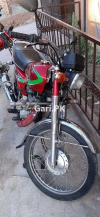 Honda CG 125 2012 for Sale in Islamabad