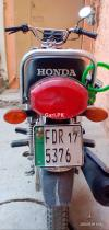 Honda CG 125 2017 for Sale in Lahore