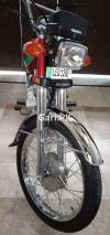 Honda CG 125 2013 for Sale in Lahore
