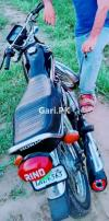 Honda CG 125 2016 for Sale in Karachi