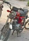 Honda CG 125 2010 for Sale in Multan