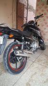 Yamaha YBR 125 2017 for Sale in Lahore