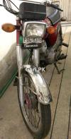 Honda CG 125 2004 for Sale in Lahore