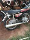 Honda CG 125 2012 for Sale in Multan