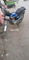 Honda CG 125 2008 for Sale in Peshawar
