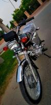 Honda CG 125 Special Edition 2020 for Sale in Chishtian