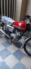 Honda CG 125 Special Edition 2020 for Sale in Islamabad
