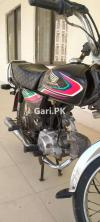Honda CD 70 2016 for Sale in Multan