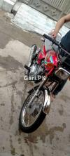 Honda CG 125 2018 for Sale in Peshawar
