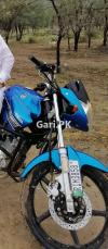Yamaha YBR 125 2018 for Sale in Swabi
