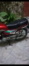 Honda CD 70 2017 for Sale in Gujranwala