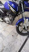 Yamaha YBR 125 2018 for Sale in Faisalabad