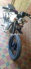Honda CG 125 2002 for Sale in Hyderabad