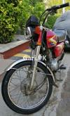 Honda CG 125 2019 for Sale in Karachi