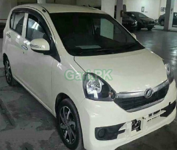2014 Smart Fortwo Electric Drive Transmission: Daihatsu Mira G SMART DRIVE PACKAGE 2014 For Sale In Islamabad