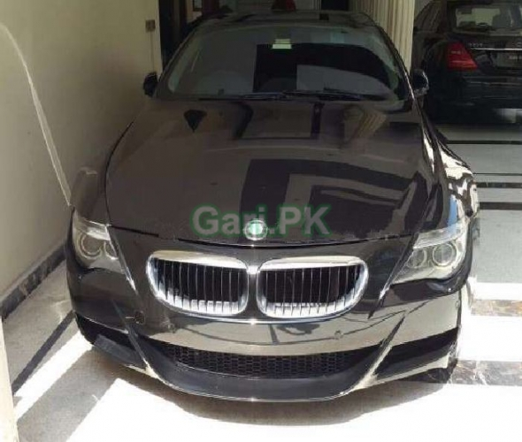 BMW 6 Series 2016 For Sale In Islamabad