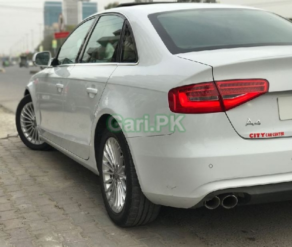 Audi A4 1.8 TFSI 2014 For Sale In Lahore