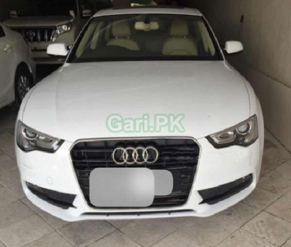 Audi A7 2017 Price In Pakistan, Pictures And Reviews