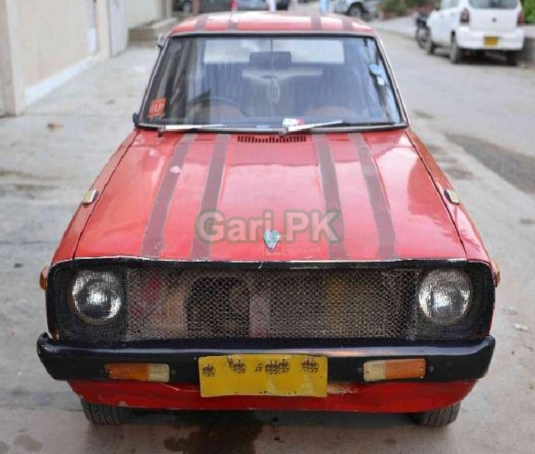 Datsun 120Y 1981 Price in Pakistan 2018, Gari Pictures and ...