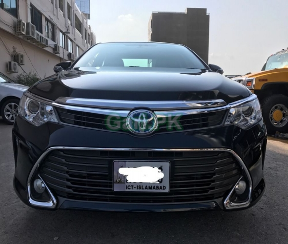 toyota camry hybrid 2014 for sale in islamabad. Black Bedroom Furniture Sets. Home Design Ideas
