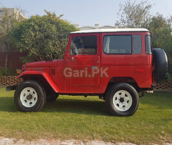 Toyota Land Cruiser 1984 For Sale In Lahore
