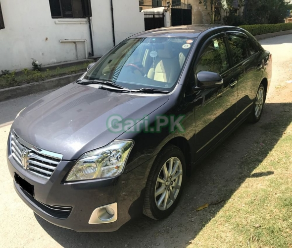 Toyota Premio X EX Package 1.8 2013 For Sale In Islamabad