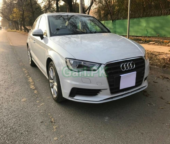 Audi A3 2018 Price In Pakistan 2018, Gari Pictures And Reviews
