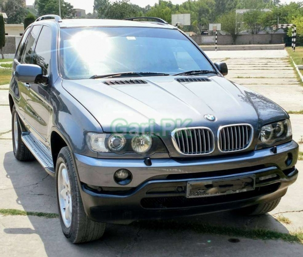 Bmw Z5 For Sale: BMW X5 Series 4.4i 2003 For Sale In Islamabad