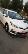 Toyota Corolla GLi 1.3 VVTi 2018 For Sale in Hyderabad