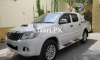 Toyota Hilux 4x4 Double Cab Standard 2011 For Sale in Kotla Arab Ali Khan