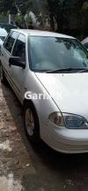Suzuki Cultus VXRi (CNG) 2012 For Sale in Karachi