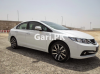 Honda Civic VTi Oriel Prosmatec 1.8 i-VTEC 2016 For Sale in Gujranwala