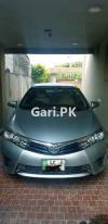 Toyota Corolla GLi Automatic 1.3 VVTi 2014 For Sale in Abottabad