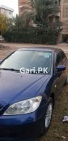Honda Civic EXi 2001 For Sale in Charsadda