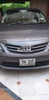 Toyota Corolla GLI 2013 For Sale in Nowshera