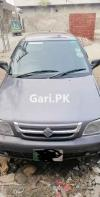 Suzuki Cultus  1998 For Sale in Nowshera Cantt