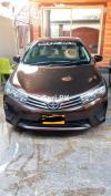 Toyota Corolla GLI 2016 For Sale in Hyderabad