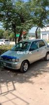Suzuki Mehran VXR 2002 For Sale in Swabi