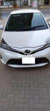Toyota Vitz  2016 For Sale in Sialkot